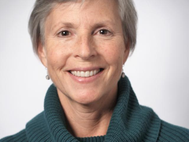 headshot of Conflict Resolution instructor Mary Campbell