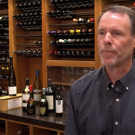 Winemaking Certificate Program director Grady Wann in winery